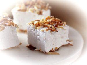 Десерт творожный с желатином по дюкану