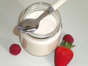 Йогурт в домашних условиях для детей