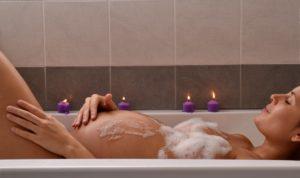 38 Неделя беременности можно ли принимать ванну
