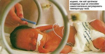 Ребенок рожденный 35 недель развитие