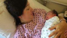 Первые роды в 37 недель