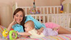 Как развлекаться с новорожденным?
